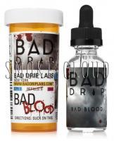 Жидкость Bad Drip 60 мл. Bad Blood 3 %, электронная сигарета купить в интернет магазине, электронные сигареты купить цена