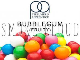 "Ароматизатор ТРА ""Bubblegum (Fruity) (Фруктовая жвачка)"" 10мл., тпа баблгам купить, купить tpa баблгам"
