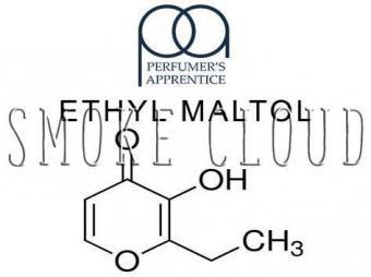 "Ароматизатор ТРА ""Ethyl Maltol (Этилмальтол)"" 10мл., тпа с доставкой, tpa с доставкой"