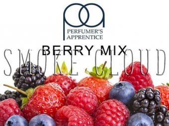 "Ароматизатор ТРА ""Berry Mix (Ягодный микс)"" 10мл., ароматизаторы tpa, самозамес , ароматизаторы купить, вейп, пар, vape"