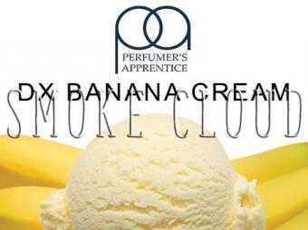 "Ароматизатор TPA ""DX Banana Cream (Банановый крем)"" 10мл., ароматизаторы тпа, ароматизаторы tpa"