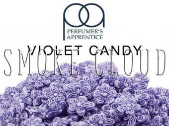 """Ароматизатор ТРА """"Violet Candy (Фиолетовая пастилка)"""" 10мл., ароматизаторы для самозамеса"""
