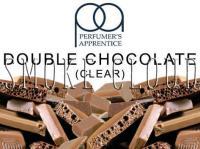 """Ароматизатор ТРА """"Double Chocolate (Clear) (Двойной шоколад)"""" 10мл., шоколад, ароматизаторы"""