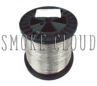 Kanthal проволока для намотки спиралей диаметр 0,18 мм., 10 м., тонкая проволока для намотки, купить недорого фехраль, kanthal, kanthal a1, kanthal проволока, kanthal купить, clapton kanthal, kanthal wire, kanthal coil, kanthal a1 купить, kanthal a1 характеристики, набор спиралей kanthal a1 0.5 ом