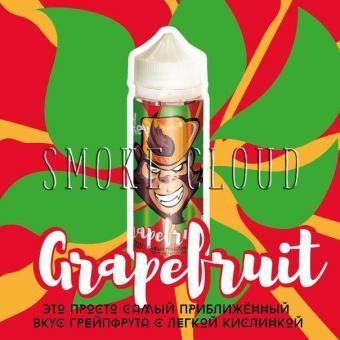 Жидкость FRANKLY MONKEY 120 мл. Grapefruit, жидкость с грейпфрутом, купить жидкость франки манки недорого, грейпфрутовый лимонад жидкость для электронной сигареты