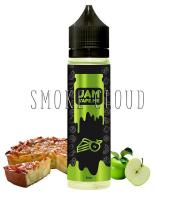 Жидкость Jam Vape Me 60 мл. Зеленый Джем, жидкость вейп джем ми зеленый джем, жидкость с яблочным пирогом, купить жидкость для вейпа с яблоком