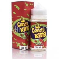 """Жидкость """"Candy King"""". 10мл. Strawberry Watermelon, жидкость кенди кинг строберри ватермелон, купить премиальную жидкость в розлив недорого, премиальные жидкости в чебоксарах купить"""