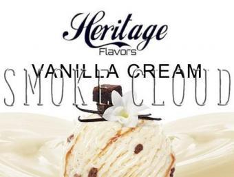 """Ароматизатор Heritage """"Vanilla Cream (Ванильный крем)"""" 10 мл., vape, vapor, вейп, пар, электронные сигареты, жидкость для вейпа, ароматизаторы"""