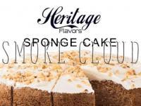 """Ароматизатор Heritage """"Sponge Cake (Бисквит)"""" 10мл., vape, vapor, вефп, пар, электронные сигареты, жидкость для вейпа, ароматизвторы"""