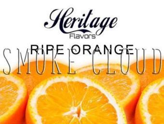 """Ароматизатор Heritage """"Ripe Orange (Спелый апельсин)"""" 10мл., vape, vapor, вефп, пар, электронные сигареты, жидкость для вейпа, ароматизвторы"""