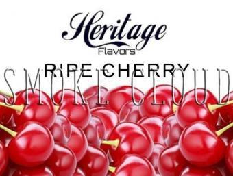"""Ароматизатор Heritage """"Ripe Cherry (Спелая вишня)"""" 10мл., vape, vapor, вефп, пар, электронные сигареты, жидкость для вейпа, ароматизвторы"""