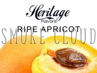 """Ароматизатор Heritage """"Ripe Apricot (Спелый абрикос)"""" 10 мл., vape, vapor, вефп, пар, электронные сигареты, жидкость для вейпа, ароматизвторы"""