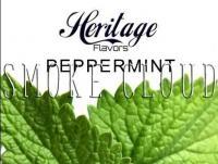 """Ароматизатор Heritage """"Peppermint (Перечная мята)"""" 10 мл., vape, vapor, вейп, пар, электронные сигареты, жидкость для вейпа, ароматизаторы"""