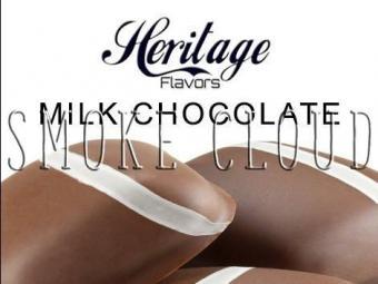 """Ароматизатор Heritage """"Milk Chocolate (Молочный шоколад)"""" 10 мл., vape, vapor, вейп, пар, электронные сигареты, жидкость для вейпа, ароматизаторы"""