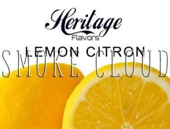 """Ароматизатор Heritage """"Lemon Citron (Сочный лимон)"""" 10 мл., vape, vapor, вейп, пар, электронные сигареты, жидкость для вейпа, ароматизаторы"""