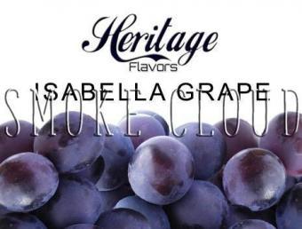 """Ароматизатор Heritage """"Isabella Grapes (Виноград Изабелла)"""" 10 мл., vape, vapor, вейп, пар, электронные сигареты, жидкость для вейпа, ароматизаторы"""