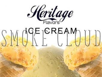"""Ароматизатор Heritage """"Ice Cream (Пломбир)"""" 10 мл., vape, vapor, вейп, пар, электронные сигареты, жидкость для вейпа, ароматизаторы"""