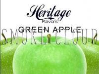 """Ароматизатор Heritage """"Green Apple (Зеленое яблоко)"""" 10 мл., vape, vapor, вейп, пар, электронные сигареты, жидкость для вейпа, ароматизаторы"""