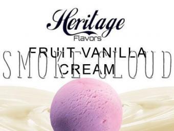 """Ароматизатор Heritage """"Fruit Vanilla Cream (Фруктово-ванильный крем)"""" 10 мл., vape, vapor, вейп, пар, электронные сигареты, жидкость для вейпа, ароматизаторы"""