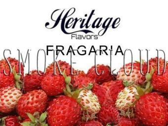 "Ароматизатор Heritage ""Fragaria (Земляника)"" 10 мл., vape, vapor, вейп, пар, электронные сигареты, жидкость для вейпа, ароматизаторы"