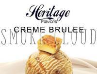 """Ароматизатор Heritage """"Creme Brulee (Крем-брюле)"""" 10 мл., vape, vapor, вейп, пар, электронные сигареты, жидкость для вейпа, ароматизаторы"""