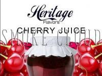 "Ароматизатор Heritage ""Cherry Juice (Вишневый сок)"" 10 мл., вейп, электронные сигареты, жидкость для вейпа, ароматизаторы"