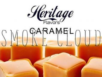 "Ароматизатор Heritage ""Caramel (Карамель)"" 10 мл., vape, вейп, пар, ароматизаторы, жидкость для вейпа, электронная сигарета"