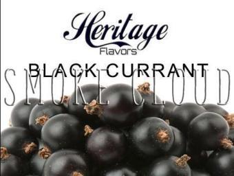 """Ароматизатор Heritage """"Black Currant (Черная смородина)"""" 10 мл., vape, вейп, парить, ароматизаторы, жидкость для электронных сигарет"""
