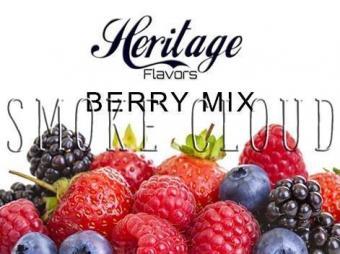 """Ароматизатор Heritage """"Berry Mix (Лесные ягоды)"""" 10 мл., vape, вейп, парить, электронные сигареты, ароматизаторы"""