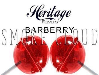 "Ароматизатор Heritage ""Barberry (Барбарис)"" 10 мл., vape, вейп, парить, ароматизаторы, жидкость для электронных сигарет"
