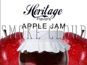 """Ароматизатор Heritage """"Apple Jam (Яблочный джем)"""" 10 мл., вейп, vape, парить, жидкость для электронных сигарте, ароматизатор"""