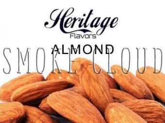 "Ароматизатор Heritage ""Almond (Миндаль)"" 10 мл., ароматизатор, жидкость для электронных сигарет, вейп, парить, vape"