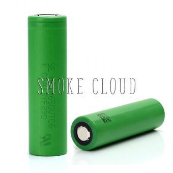 Аккумуляторная батарея Sony VTC6 3000 mAh 30A (18650), vape, аккумы, вейп, пар, мод